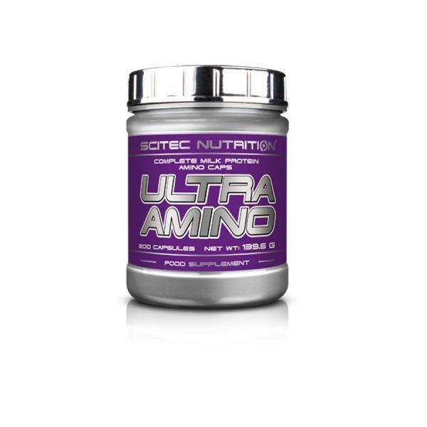 scitec ultra amino 200caps