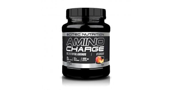scitec amino charge 570g