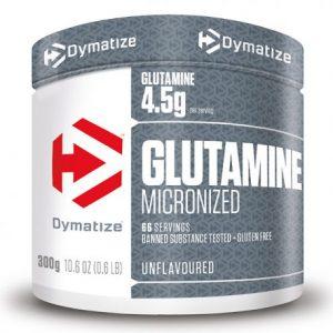 dymatize glutamine