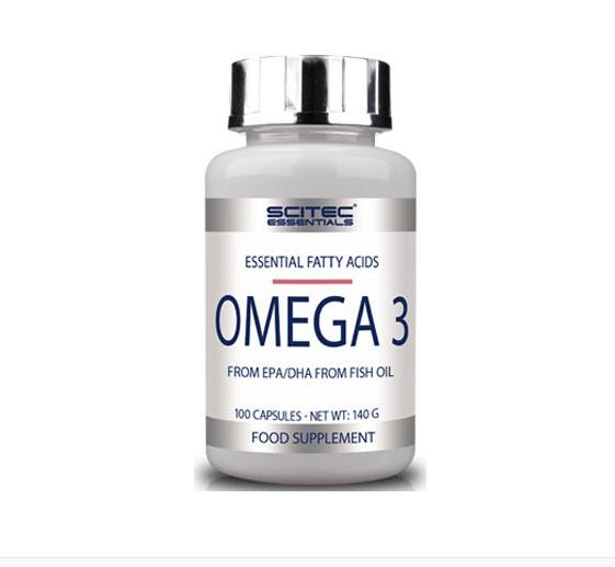 scitec nutrition omega 3 100caps