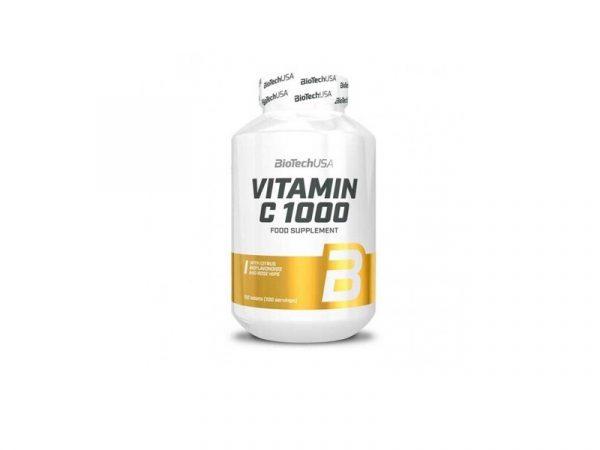 vitamin c 1000 100tabs