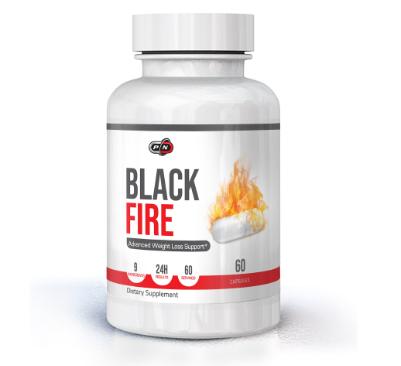 black fire 60 capsules